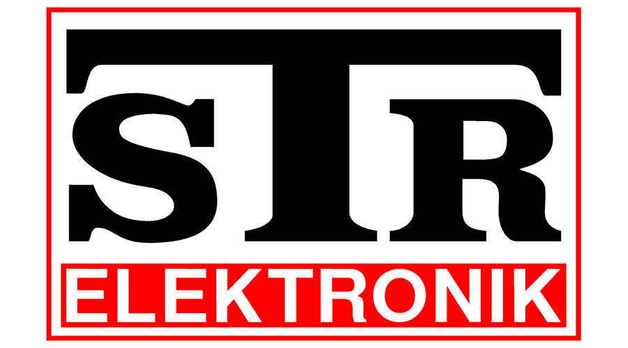 STR Elektronik Logo Vector