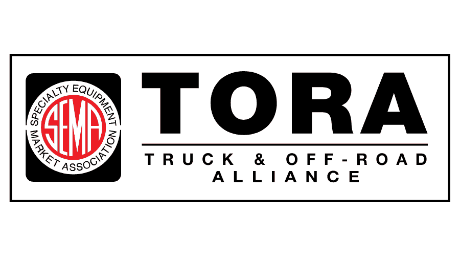 Truck and Off-Road Alliance (TORA) Logo Vector