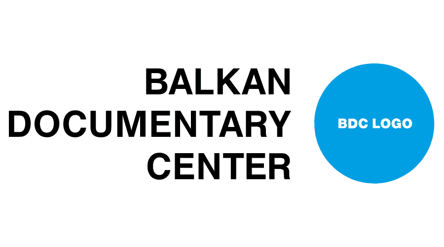 Balkan Documentary Center (BDC) Logo Vector