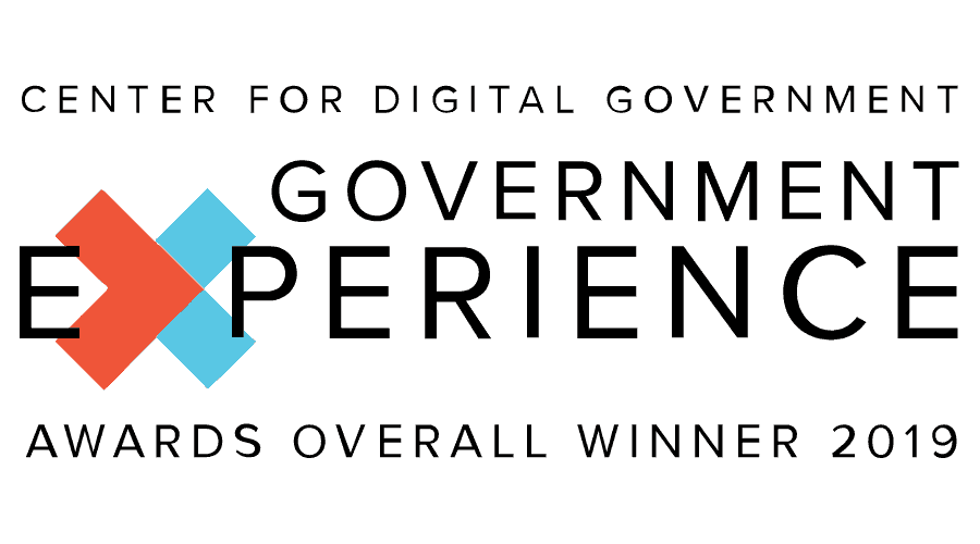 Government Experience Awards Logo Vector