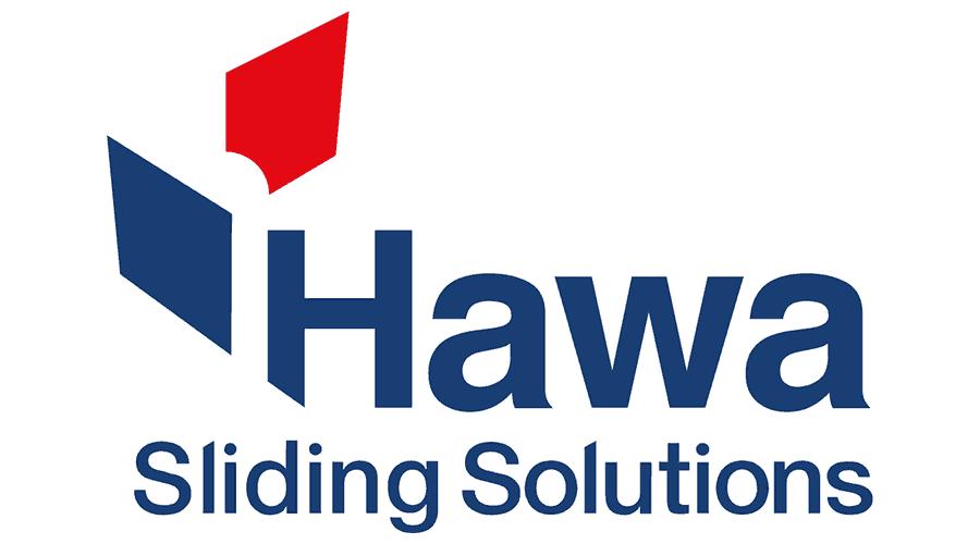 Hawa Sliding Solutions Logo Vector