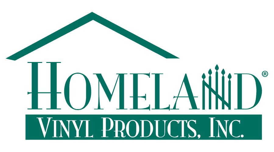 Homeland Vinyl Products, Inc. Logo Vector