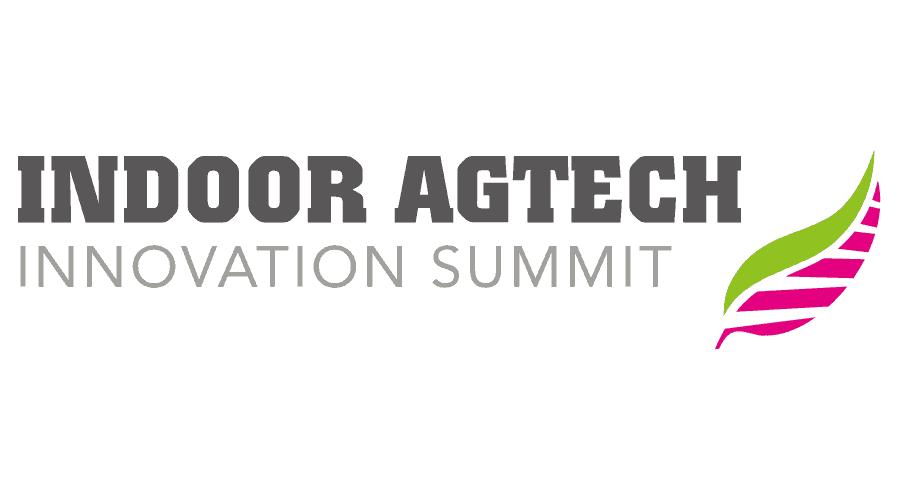 Indoor AgTech Innovation Summit Logo Vector