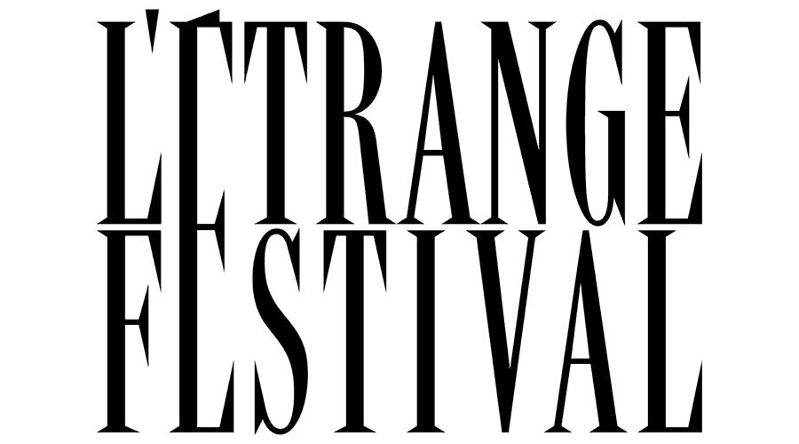 L'Étrange Festival Logo Vector