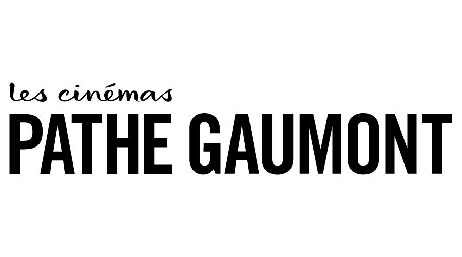 Les Cinémas Pathé Gaumont Logo Vector