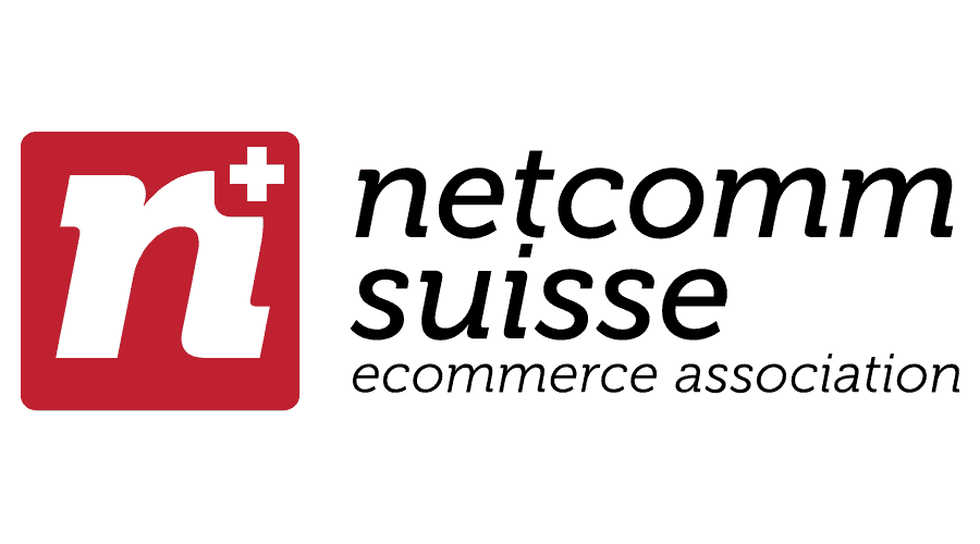NetComm Suisse e-Commerce Association Logo Vector