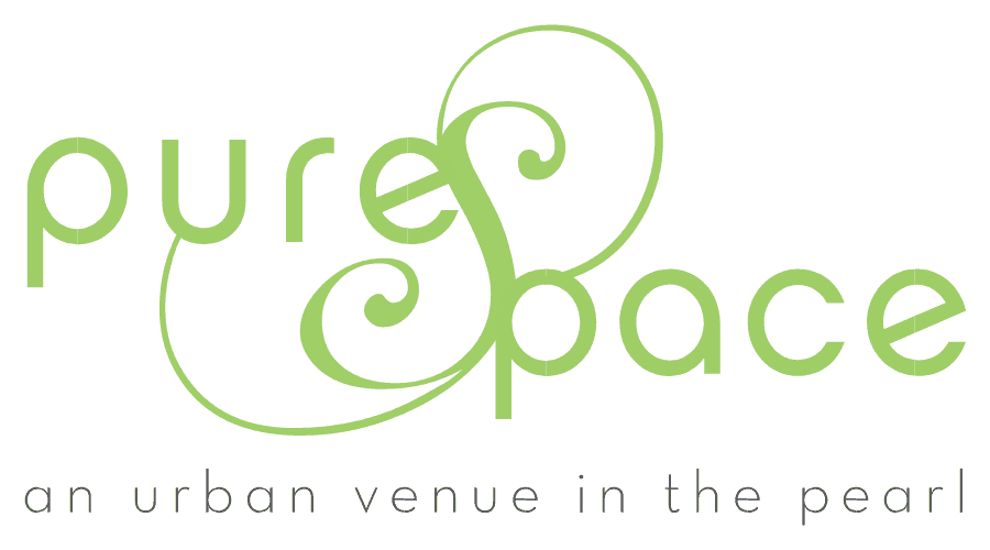 Pure Space – Portland Event Venue Logo Vector