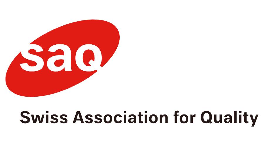 Swiss Association for Quality (SAQ) Logo Vector