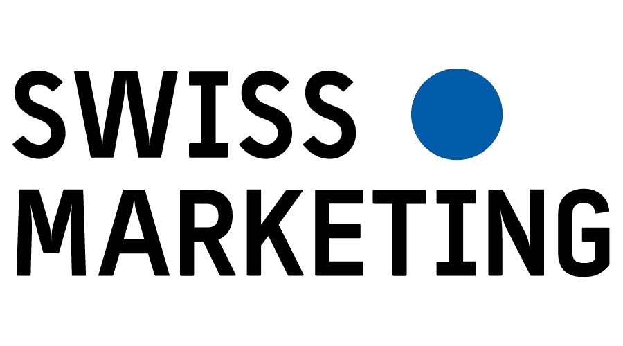 Swiss Marketing Logo Vector
