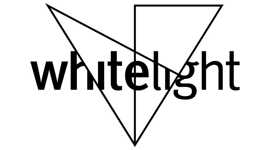 White Light Post Logo Vector