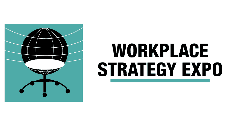 Workplace Strategy Expo Logo Vector