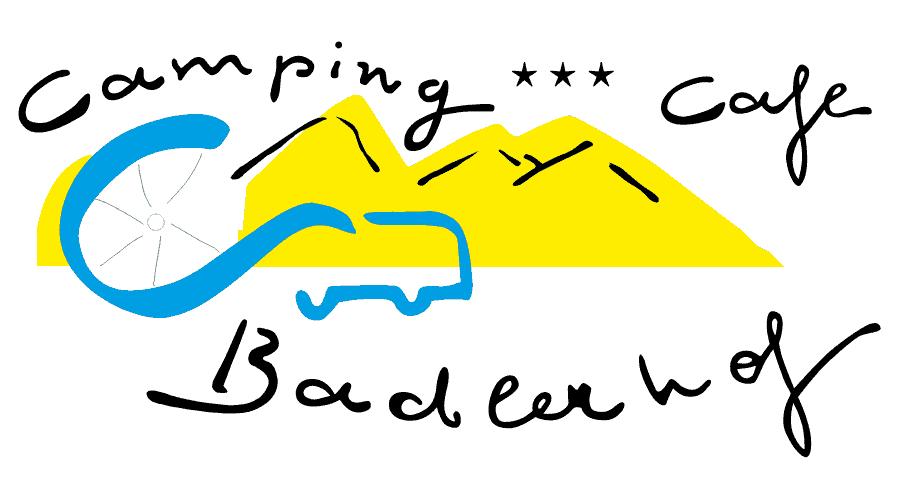 Camping Badlerhof Logo Vector