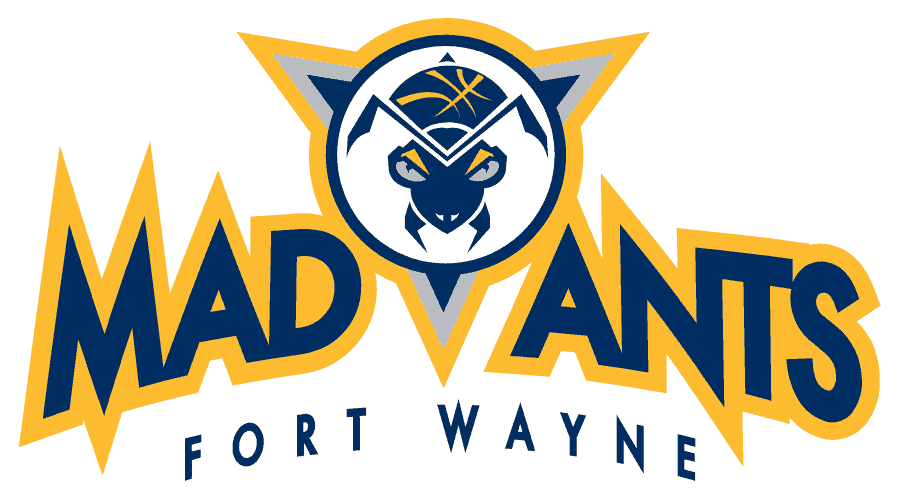 Fort Wayne Mad Ants Logo Vector