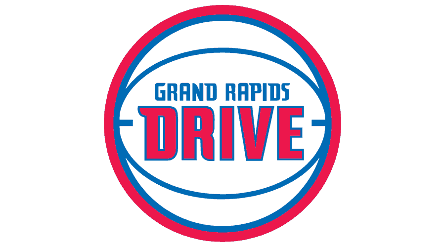 Grand Rapids Drive Logo Vector