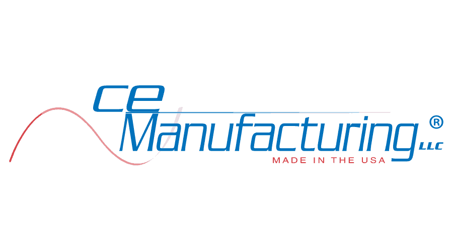 CE Manufacturing, LLC Logo Vector