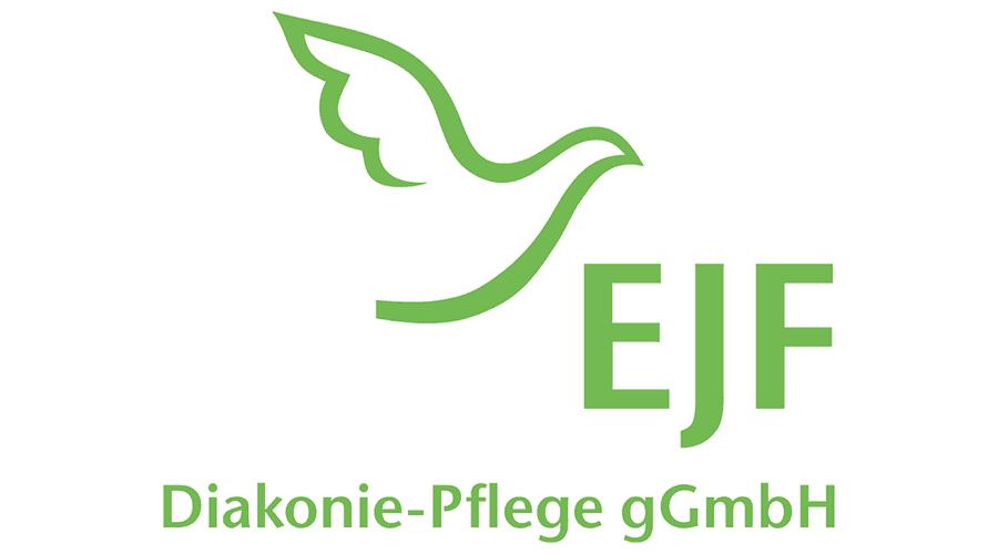 EJF Diakonie-Pflege gGmbH Logo Vector
