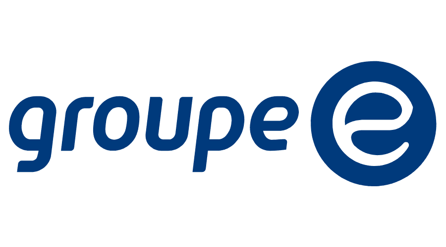 Groupe E Logo Vector