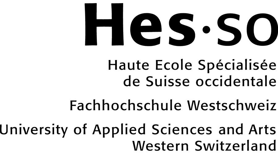 HES-SO – Haute Ecole Spécialisée de Suisse occidentale Logo Vector