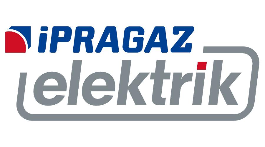 İpragaz Elektrik Logo Vector
