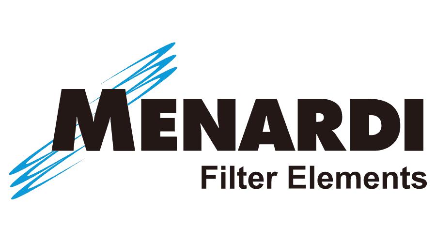Menardi Filter Elements Logo Vector