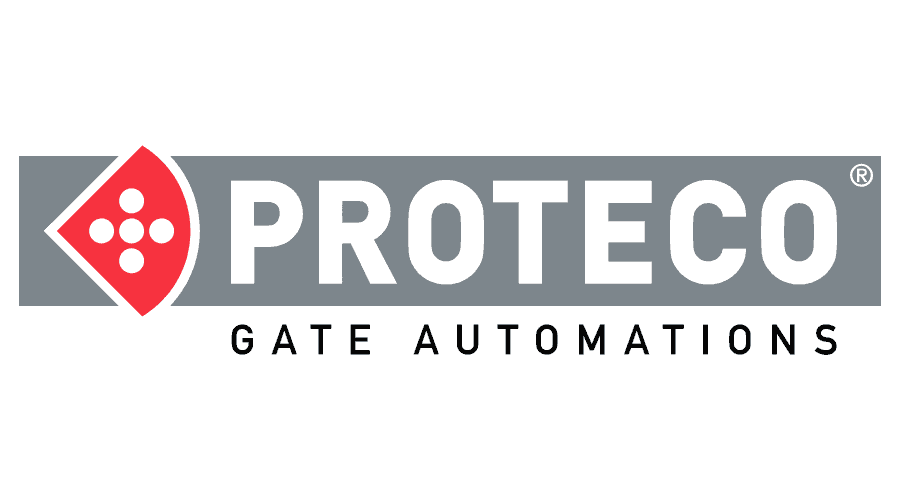 PROTECO Gate Automations Logo Vector