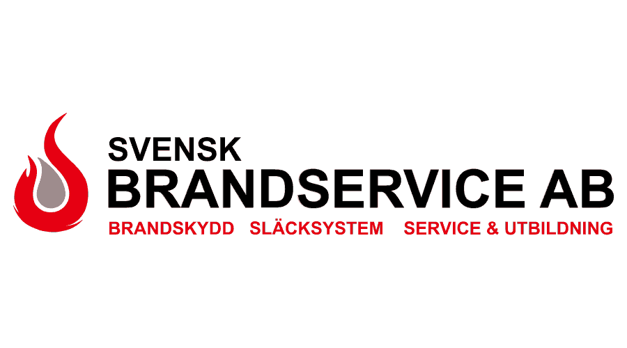 Svensk Brandservice AB Logo Vector