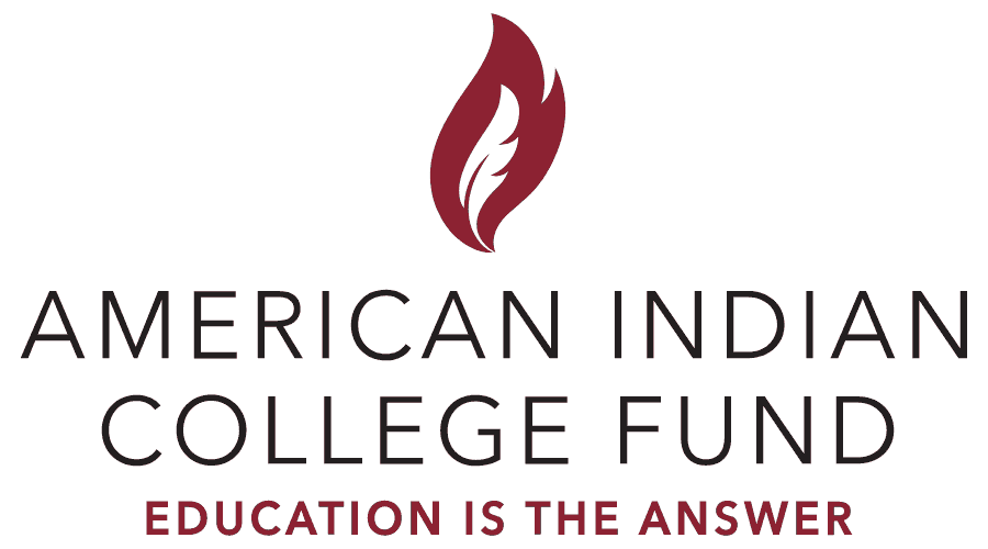 American Indian College Fund Logo Vector