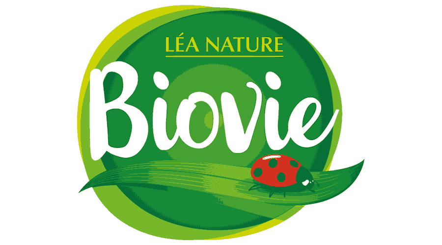 Biovie by LÉA NATURE Logo Vector