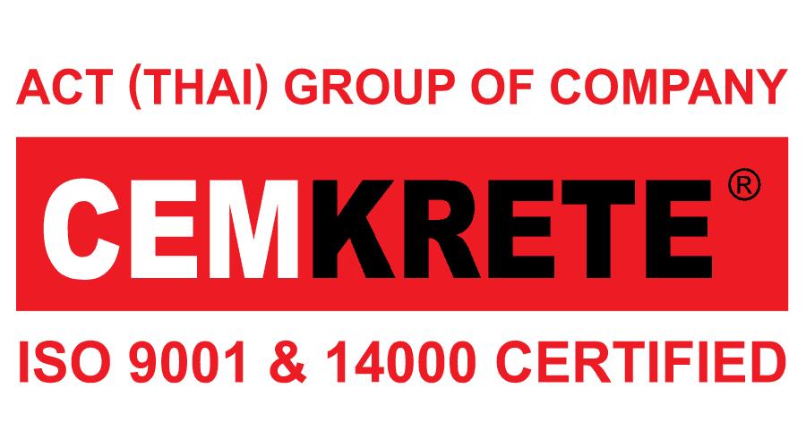 Cemkrete Logo Vector