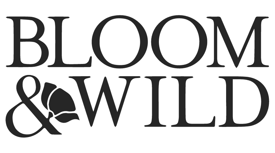 Bloom and Wild Limited Logo Vector