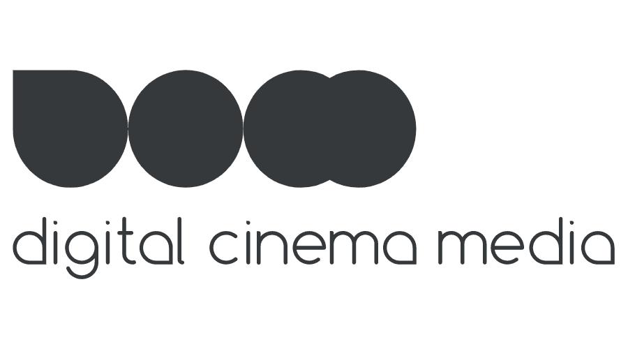 Digital Cinema Media (DCM) Logo Vector