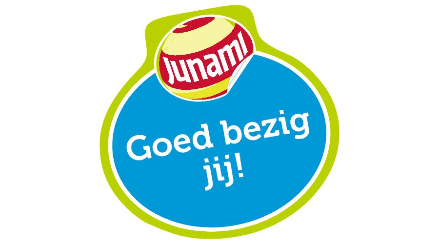 Junami Appel Logo Vector