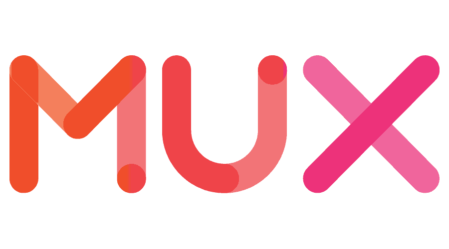 Mux, Inc. Logo Vector