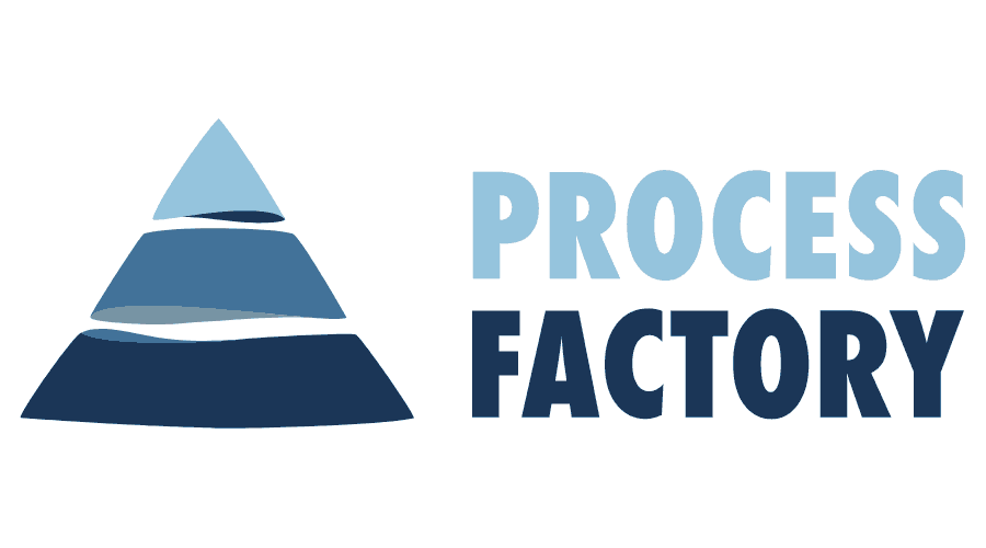 Process Factory Logo Vector