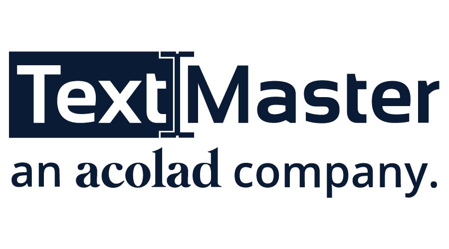TextMaster Logo Vector