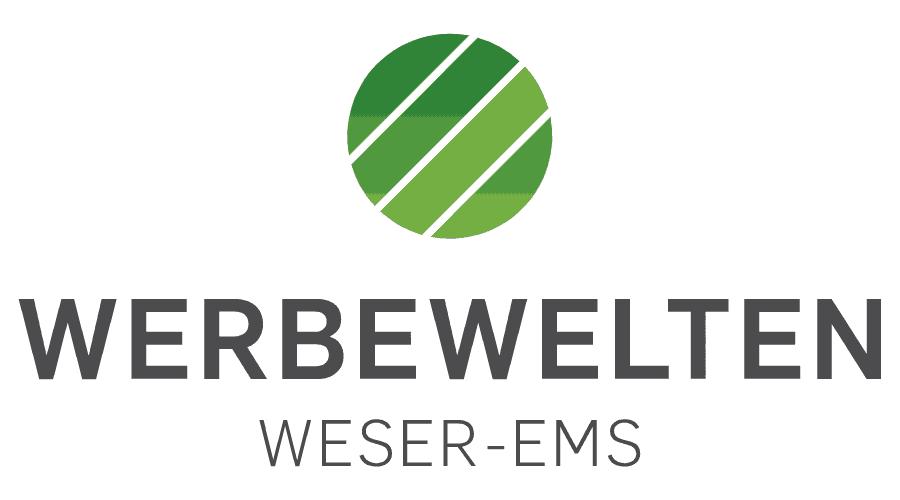 Werbewelten Weser-Ems Logo Vector