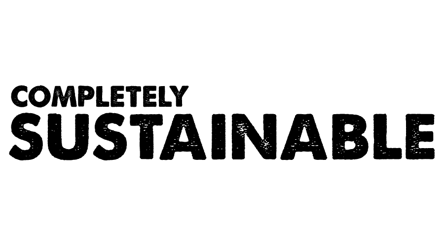 Completely Sustainable Ltd Logo Vector