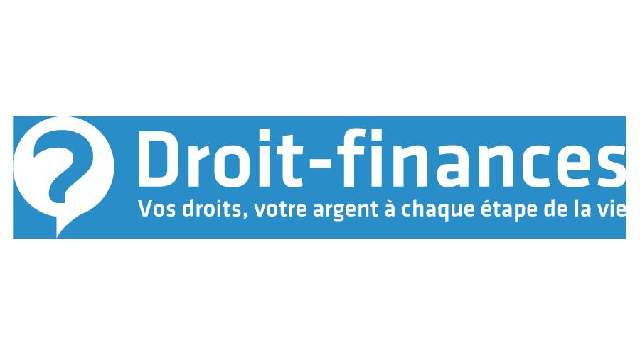 Droit-finances Logo Vector