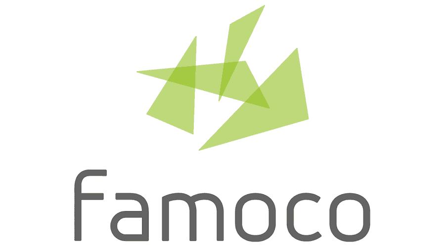 Famoco Logo Vector