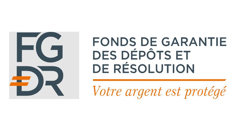 Fonds de Garantie des Dépôts et de Résolution (FGDR) Logo Vector