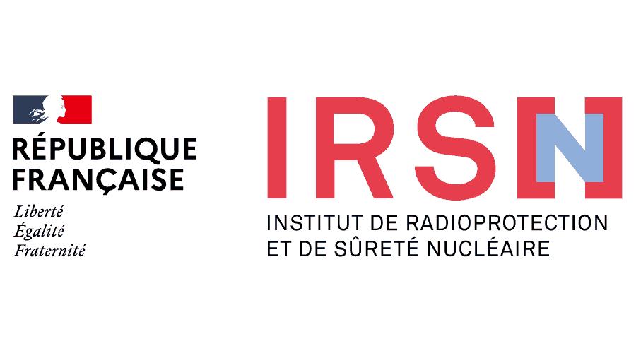 IRSN – Institut de Radioprotection et de Sûreté Nucléaire Logo Vector