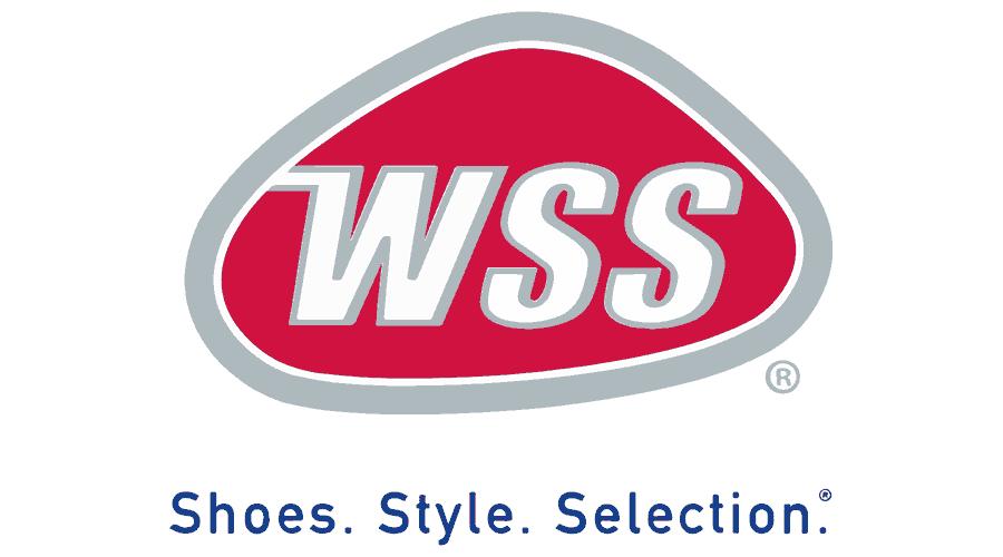 Warehouse Shoe Sale (WSS) Logo Vector