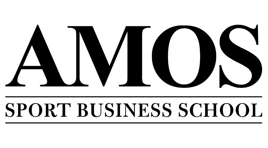 AMOS Sport Business School Logo Vector