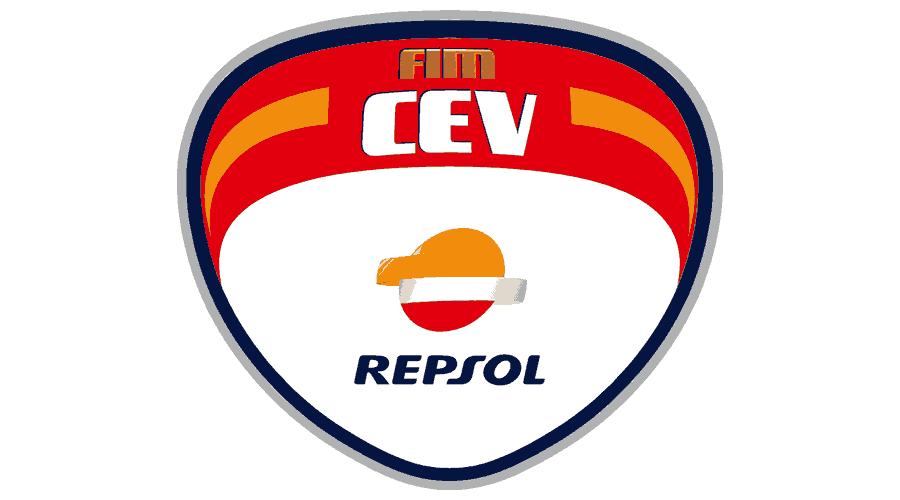 FIM CEV Repsol Logo Vector