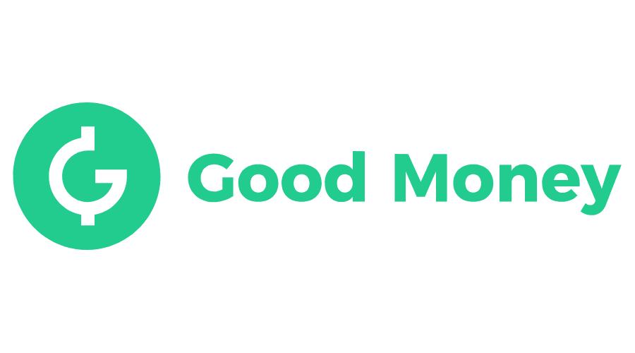 Good Money Logo Vector