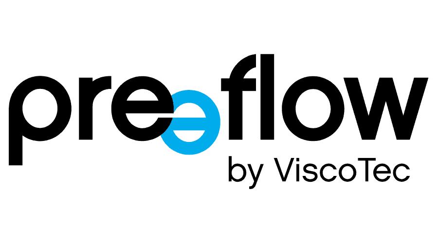 preeflow by ViscoTec Logo Vector