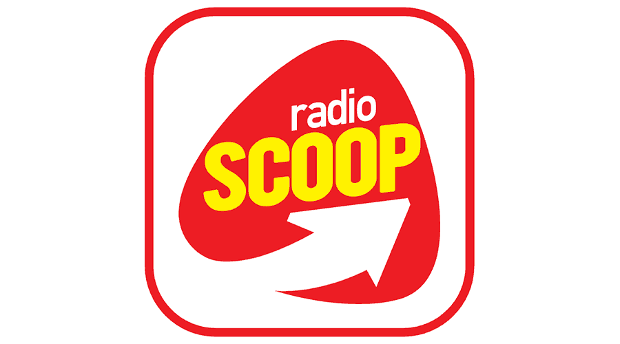 Radio Scoop Logo Vector