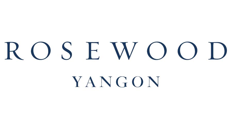 Rosewood Yangon Logo Vector