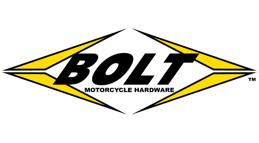Bolt Motorcycle Hardware Logo Vector