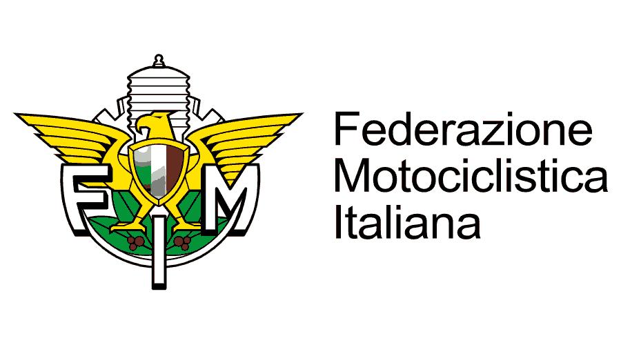Federmoto – Federazione Motociclistica Italiana Logo Vector